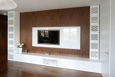 13 pomysłów na telewizor w salonie: modne panele  - zdjęcie numer 1