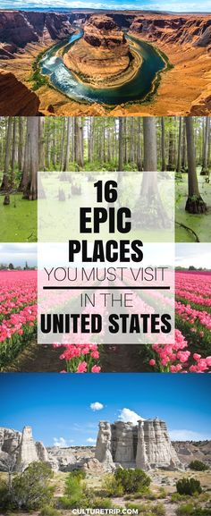 Even people living in the United States don't know about the amazing hidden hot spots that exist. Check these ones out!  #TravelDestinations