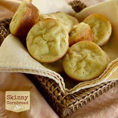 Skinny Cornbread - doubtful I'll make this one again.  #MyAllrecipes  #AllrecipesAllstars  #AllrecipesFaceless