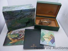 Super Textured Dial Rolex Datejust 16233 lvory Pyramid Roman 18k Gold SS Watch #Rolex #Sport