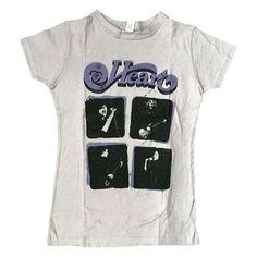 Heart Band 4 Square Juniors T-Shirt