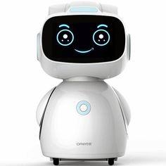 Yumi von Omate – Neue Smart Home Roboter der Amazon Alexa spricht  Mit Yumi von Omate kommt ein Smart Home Roboter auf den Markt, der mit der Sprachassistentin Alexa ausgestattet ist und den Alltag erleichtern kann. Ab dem 15.11. auf Indiegogo.  #crowdfunding #indiegogo #smarthome #tech #technews #smarttech #robot #robots #gadgets #amazon #alexa