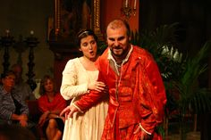 Verdi's Rigoletto at St. Mark's Church in Florence Red Leather, Leather Jacket, Florence, Opera, Jackets, Fashion, Studded Leather Jacket, Down Jackets, Moda