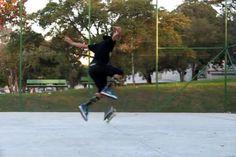 Como mandar BS Bigspin - Clube do skate