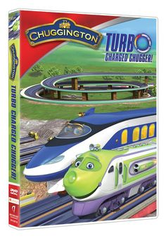 win a copy of Chuggington Turbo Charged Chugger