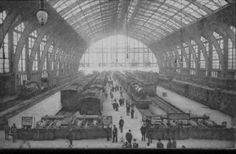 Antwerp / Antwerpen station