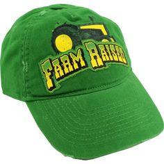 "John Deere ""Farm Raised"" Green Youth Baseball Cap Hat S/M-L/XL (L/XL) John Deere,http://www.amazon.com/dp/B00BW66DNE/ref=cm_sw_r_pi_dp_qquCtb1NSVTPJM51"