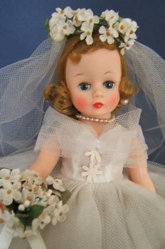Madame Alexander Bride Doll.