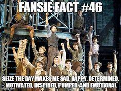 Fansie Facts!