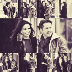Great BTS Outlaw Queen collage