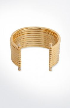 JOOP! Armreif Stripes in Gold
