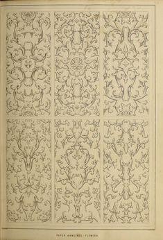 The tradesmans book of ornamental designs