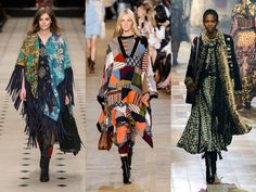 AW15 Fashion Trend Report: The Best Women's Fashion Trends For Autumn Winter 2015 | Marie Claire
