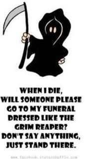 Please!! How funny would that be...