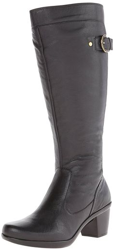 Naturalizer Women's Eliane Riding Boot *** Trust me, this is great! Click the image. : Ladies boots