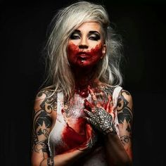 bloody photoshoot - Google Search
