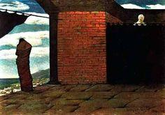 Resultado de imagen para giorgio de chirico el enigma del oraculo