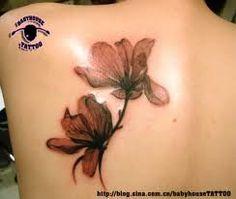unique flower tattoo - Google Search