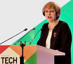 """""""It is crucial that those who do need to travel between our countries for business can do so, that is the reason why when I was Home Secretary, I made visa process for Indians much easier."""" -----Theresa May, Prime Minister, U.K."""