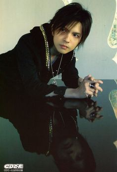 hyde from L'Arc~en~Ciel
