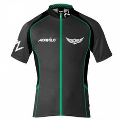 Mens Hazzard Jersey (Black) Bike Wear 1b95677b5