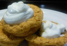 The Health Haven: 2 Minute Pumpkin Protein Muffins