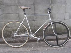 my bicycle by REW10WORKS