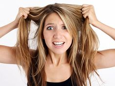 Home remedies for oily hair. Get rid of oily hair naturally. Methods to treat oily hair fast. Bad Hair, Hair Day, Oily Hair Treatment, Oily Hair Remedies, Natural Remedies, Natural Treatments, Hair Fall Solution, Greasy Hair Hairstyles, Natural Hair Styles