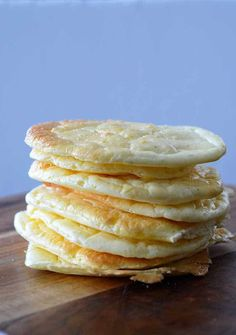 """Cloud bread is a great substitute for bread on the ketogenic diet. The term """"cloud"""" comes from fluffy taste which comes from the egg whites."""