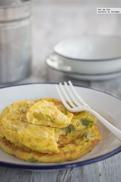 Egg Recipes, Diet Recipes, Cooking Recipes, Healthy Recipes, Crepes, Ceviche, What To Cook, Tapas, Food And Drink