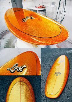 metal flake resin tint surfboard - Google Search