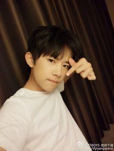 TFBOYS-易烊千玺 's Weibo_Weibo Jackson Yi