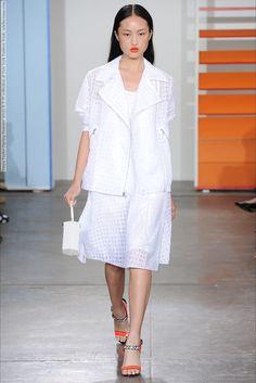 Tanya Taylor (Spring-Summer 2015) R-T-W collection at New York Fashion Week  #AntoninaVasylchenko #BriaCondon #CristinaHerrmann #EmmaWaldo #EstellaBrons #HeriethPaul #IrinaNikolaeva #JingWen #KaiNewman #KiaLow #KidPlotnikova #LarissaHofmann #MaggieJablonski #MarinaKrtinic #MatildaLowther #MonaMatsuoka #NewYork #SophieTouchet #StinaRappWastenson #TanyaTaylor