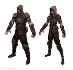 The Jarls, Jesters and Thieves of Skyrim Elder Scrolls Lore, Elder Scrolls Skyrim, Fantasy Armor, Medieval Fantasy, Skyrim Thieves Guild, Character Concept, Concept Art, Armor Concept, Character Art