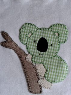 Free Applique Patterns, Baby Applique, Baby Quilt Patterns, Applique Templates, Sewing Appliques, Machine Applique, Applique Quilts, Applique Designs, Machine Quilting