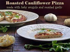 Cauliflower pizza, Cauliflowers and Cauliflower pizza crusts on ...