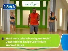 Bootcamp Calorie Burn - Workout Video - ExerciseTV fitness