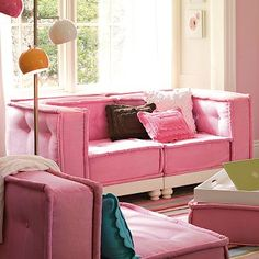 Girly Lounge seating ! | LUUUX