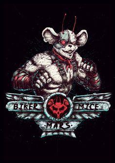 Biker Mice from Mars (Vinnie)