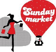 Sunday Market Westergasfabriek Amsterdam - every 1st sunday of the month