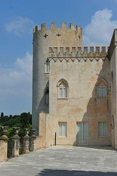 Castello di Donnafugata - Ragusa, Sicily, Italy