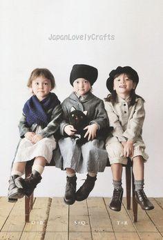 Lovely & Girly Girls Clothes by Akiko Mano by JapanLovelyCrafts, $24.80