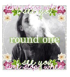 """natalie's icon battle : round one"" by punkrock-lifee ❤ liked on Polyvore featuring art and natsiconbattleround1"
