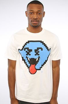 The Level 3 Tee in White L|XL
