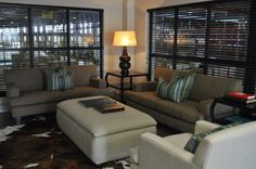 Corporate project, KZN Blinds, Couch, Curtains, Projects, Furniture, Design, Home Decor, Log Projects, Settee