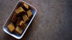 Sweet Potato Blondies #sugarfree #glutenfree #vegetarian