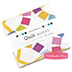Quilt Blocks Charm Pack Ellen Luckett Baker for Moda Fabrics