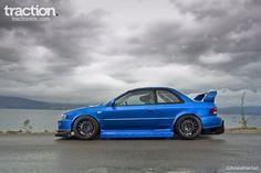 1998 Subaru Impreza 2.5RS Coupe