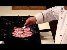 Kuhari : Branko Ognjenović - Carsko meso u umaku od meda i chilija Steak, Youtube, Food, Youtubers, Meals, Steaks, Youtube Movies, Beef