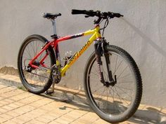 Gary Fisher   (My first REAL Mountain Bike was a Supercaliber - pictured)